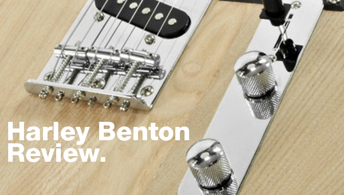 Harley Benton Guitars (Review) What You Need To Know  |