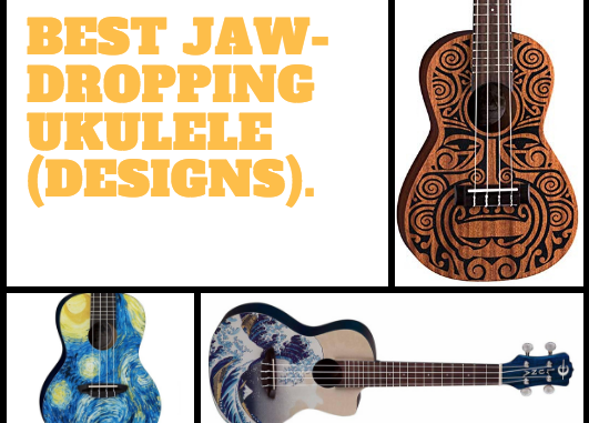Top 8 Jaw Dropping Ukulele Designs